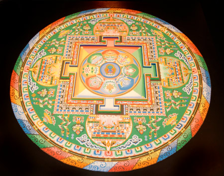 Mandala Art Activity For Self-Discovery And Healing