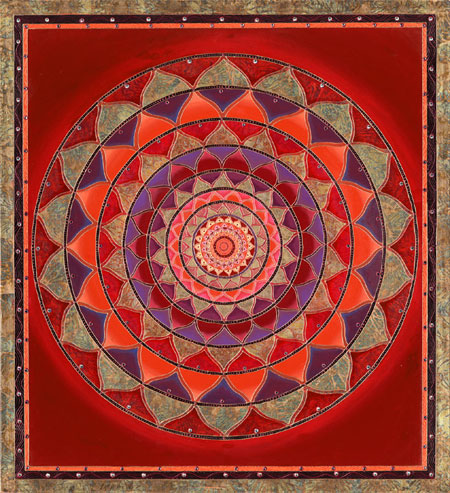 Free Paintings Images on Mandala Art Activity   Healing   Discovery Through Mandalas