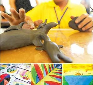 Art Therapy With Children and Teens in Bangkok, Thailand