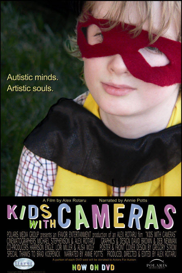 Kids With Autism Become 'Kids With Cameras'