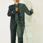 Liu Bolin - Civilian Policeman