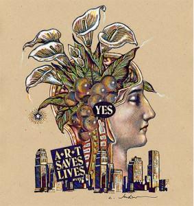 art, creativity and the brain