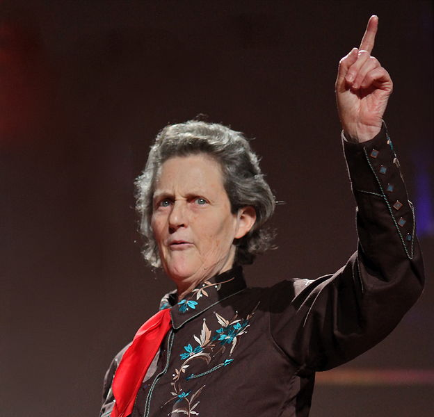 Autism & Temple Grandin Take Over The Emmys