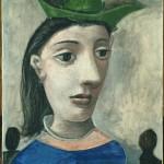 picasso-donna_con_cappello_verde