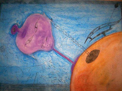 Yana – Featured Artist & Aspiring Art Therapist