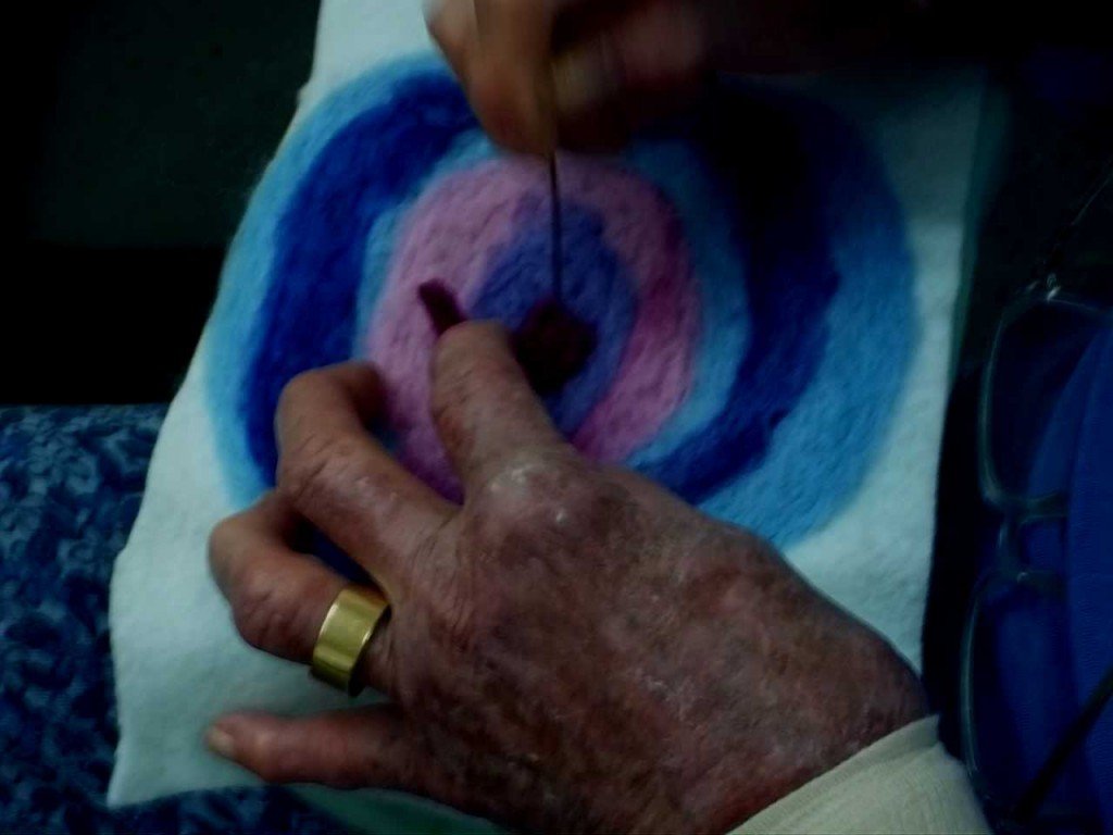 Using Needle & Wool Felting to Help People With Dementia