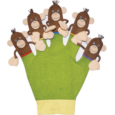 Making Hand Puppets or Glove Puppets For Kids & Groups