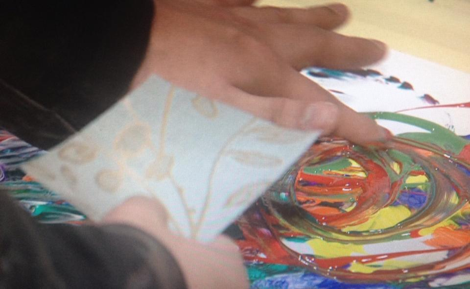 art therapy helping veterans, ptsd