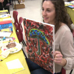 Art Therapy Helps High School Students Express Themselves