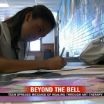 teen healing through art therapy