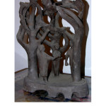 Edith Kramer Sculpture