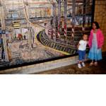 Edith Kramer Mosaic