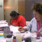 art therapy cancer living forward
