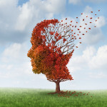 brain losing leaves, dementia, alzheimer's